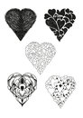Free Collection Of Heart Vector Royalty Free Stock Photo - 36409145