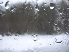 Free Frozen Winter Window Royalty Free Stock Photography - 36402897