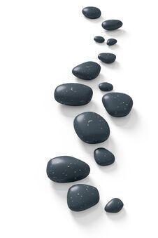 Free Step Stones Royalty Free Stock Photos - 36403118