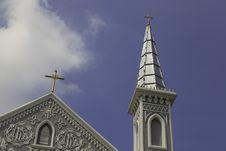 Free Church Stock Image - 36406321