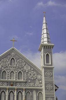 Free Church Royalty Free Stock Photos - 36406498