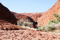Free Kata Tjuta National Park Stock Photography - 36410242