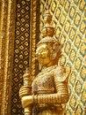 Free Thai Giant Decoration Stock Photography - 36412242