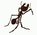 Free Warrior Ant Stock Images - 36412394