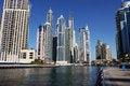 Free Dubai Marina Royalty Free Stock Image - 36413256