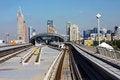 Free Metro Rail Network Royalty Free Stock Image - 36414136