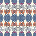 Free Floral Seamless Pattern Royalty Free Stock Image - 36414526
