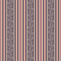 Free Retro Seamless Pattern Background With Elegance Fl Stock Photo - 36416090