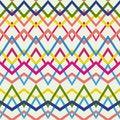 Free Seamless Geometric Pattern Stock Photo - 36416430