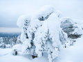 Free Russian Snow Winter In Stone Town Royalty Free Stock Photo - 36417495