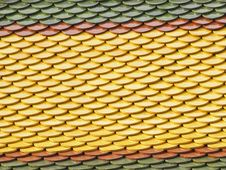 Free Colorful Ancient Roof Stock Photos - 36412363