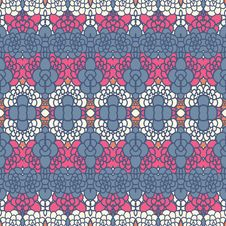 Free Floral Seamless Pattern Royalty Free Stock Photography - 36414587