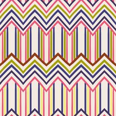 Free Seamless Geometric Pattern Royalty Free Stock Image - 36416506