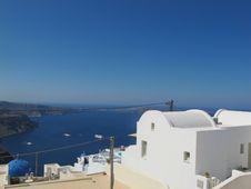 Free Caldera View In Santorini Stock Image - 36417591
