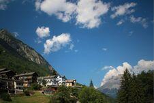 Free Swiss Village Stock Images - 36418824