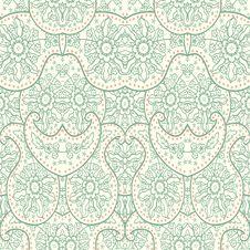 Free Hand-Drawn Henna Mehndi Abstract Pattern. Stock Photo - 36422570