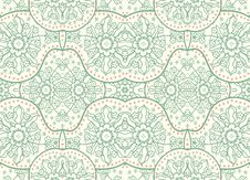 Free Hand-Drawn Henna Mehndi Abstract Pattern. Stock Photography - 36422582