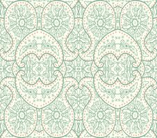 Free Hand-Drawn Henna Mehndi Abstract Pattern. Royalty Free Stock Photo - 36422615