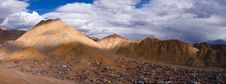Free Panorama Of Leh Ladakh Stock Photography - 36422802