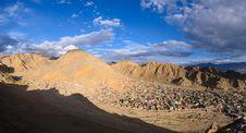 Free Cityscape Leh Ladakh Royalty Free Stock Image - 36422846