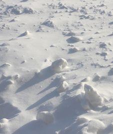 Free Snow Rocks Stock Images - 36422864