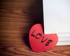 Free Diary Of Love Royalty Free Stock Images - 36428849