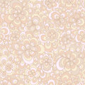 Free Floral Seamless Pattern. Stock Photos - 36434763
