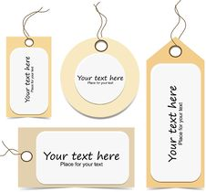 Free Paper Tags Stock Photo - 36430220