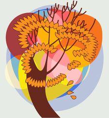Free Autumn Tree Stock Photo - 36438590