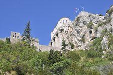 Free Sisteron Fortress Stock Photos - 36439653