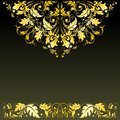 Free Elegant Background With Lace Ornament Royalty Free Stock Image - 36442216