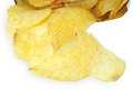 Free Potato Chips Isolated. Stock Photos - 36445863