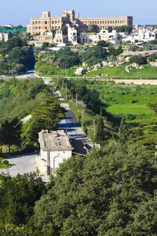 Free Old Railway Station In Malta Stock Photos - 36447693