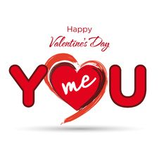 You And Me Stock Images
