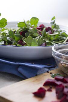 Free Beet Salad Vertical Stock Photos - 36448683