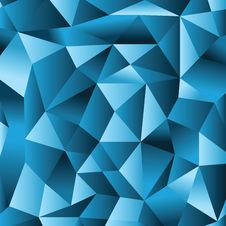 Free Abstract Triangle Background Royalty Free Stock Photo - 36448865