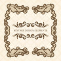 Free Design Elements Set 3 Royalty Free Stock Photography - 36458027