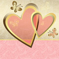 Free Gentle Valentine Frame Royalty Free Stock Images - 36458209