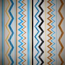 Free Abstract Retro Textile Background Royalty Free Stock Photos - 36458768