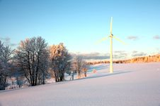 Free Wind Power Royalty Free Stock Photos - 36463288