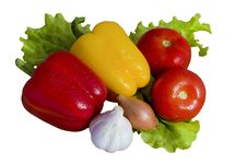 Free Fresh Vegetables Royalty Free Stock Photos - 36463868