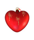 Free Red Heart Decoration Stock Images - 36474024