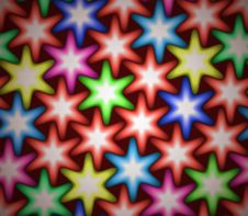 Free Stars Pattern Royalty Free Stock Image - 36470606