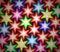 Free Stars Pattern Royalty Free Stock Image - 36470606