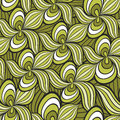 Free Seamless Abstract Floral Pattern Stock Photography - 36488712
