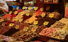 Free Spice Market Stock Photos - 36481103