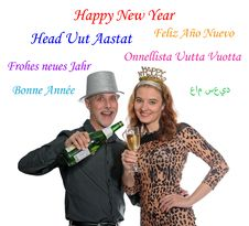 Free Happy New Year Royalty Free Stock Image - 36484566