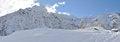 Free Alagna Alps Winter Panorama 3 Royalty Free Stock Photo - 36491175