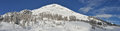 Free Alps Winter Panorama 4 Royalty Free Stock Images - 36491329