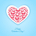 Free Happy Valentine&x27;s Day Card Royalty Free Stock Image - 36494756
